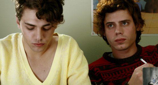 Xavier_Dolan (Hubert) + François_Arnaud ( Antonin)