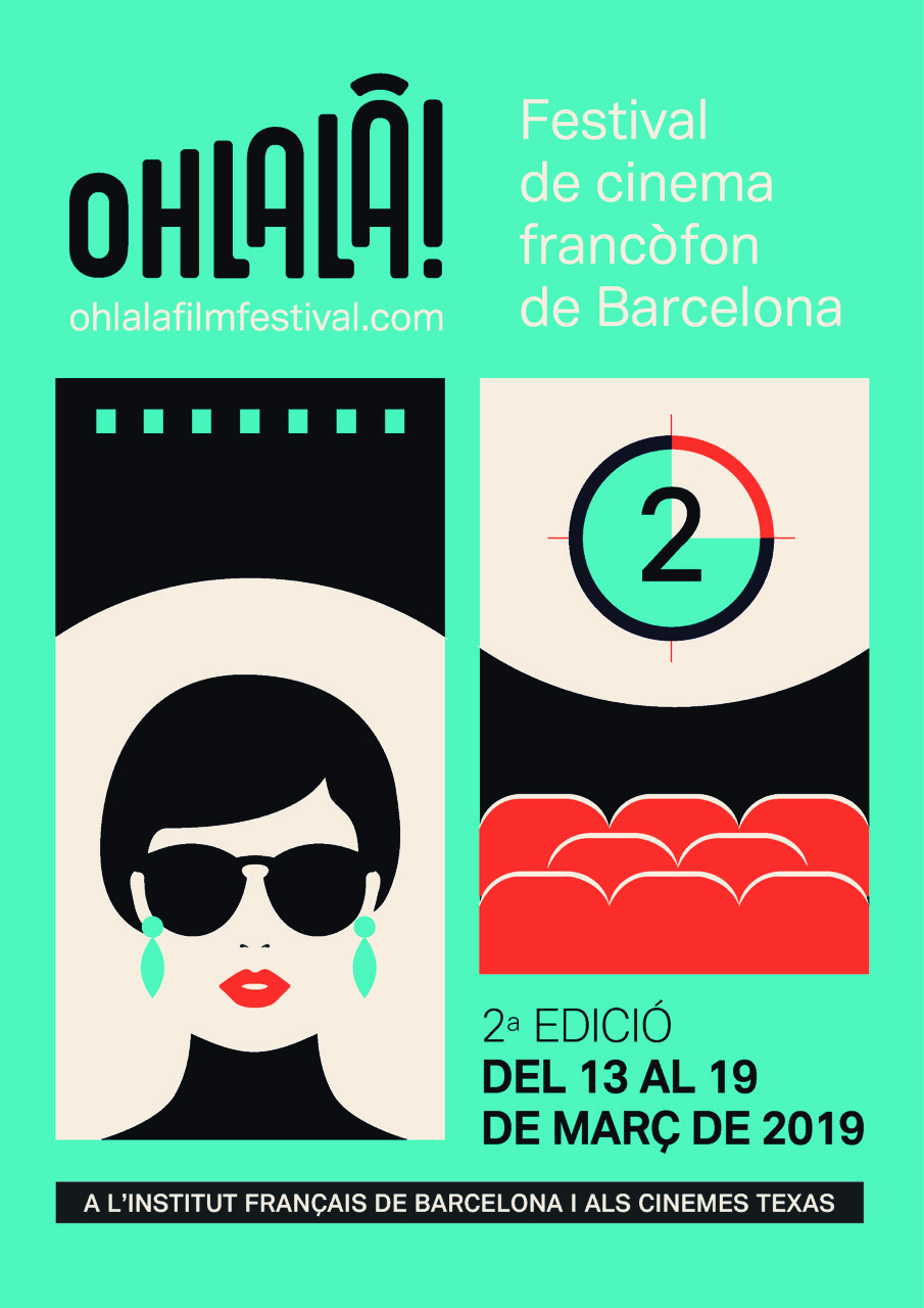 Image result for Ohlalà! Festival de cine francófono de Barcelona