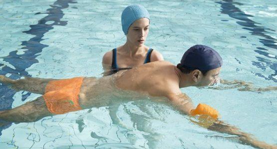 SEQ 15, J3, Cours natation Samir et Agathe
