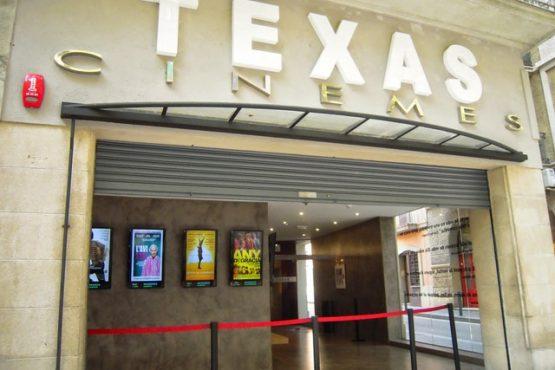 Cinemes Texas